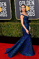 LOS ANGELES, CA. January 06, 2019: Camilla Belle at the 2019 Golden Globe Awards at the Beverly Hilton Hotel.<br /> Picture: Paul Smith/Featureflash