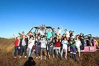 20150822 22 August Hot Air Balloon Cairns