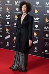 Maru Valdivieso attends red carpet of Feroz Awards 2018 at Magarinos Complex in Madrid, Spain. January 22, 2018. (ALTERPHOTOS/Borja B.Hojas)