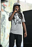 MIAMI, FL - JULY 25: YD performs during the Overtown Music and Arts Festival at the historic Overtown district of Miami on Saturday July 25, 2015 in Miami, Florida. ( Photo by Johnny Louis / jlnphotography.com )