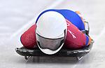 Kimberley Bos (NED). Skeleton training. Alpensia sliding centrePyeongchang2018 winter Olympics. Alpensia. Republic of Korea. 13/02/2018. ~ MANDATORY CREDIT Garry Bowden/SIPPA - NO UNAUTHORISED USE - +44 7837 394578
