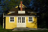 Lochiel Schoolhouse Built 1927 Campbell Valley Park, Langley B.C.