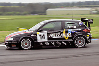 2001 British Touring Car Championship. #14 Tom Ferrier (GBR). JS Motorsport. Alfa Romeo 147.