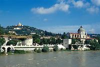 San Giorgio in Braida, Verona, Venetien, Italien, Unesco-Weltkulturerbe