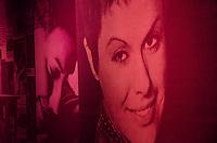 ATENCAO EDITOR:FOTO EMBARGADA PARA VEICULOS INTERNACIONAIS-RIO DE JANEIRO, RJ, 09 SETEMBRO 2012 - EXPOSICAO VIVA ELIS- A exposi&ccedil;&atilde;o multimidia Viva Elis apresenta, em tres nucleos que abordam diferentes fases da vida e da carreira de Elis, projecoes, videoclipes, documentarios, especiais de televisao, replicas de vestidos e reproducoes de artigos de jornais e revistas da epoca, ate 30 de setembro de 2012<br />  no Centro Cultural Banco do Brasil, no centro do Rio de Janeiro. FOTO: MARCELO FONSECA / BRAZIL PHOTO PRESS.