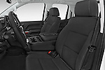 Front seat view of a 2015 GMC Sierra 1500 SLE 4 Door Pick-up Front Seat car photos