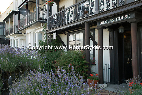 Broadstairs Kent Uk. Dickens House Museum.