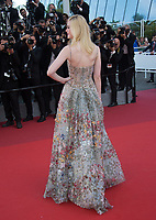 Elle Fanning at the 70th Anniversary Gala for the Festival de Cannes, Cannes, France. 23 May 2017<br /> Picture: Paul Smith/Featureflash/SilverHub 0208 004 5359 sales@silverhubmedia.com