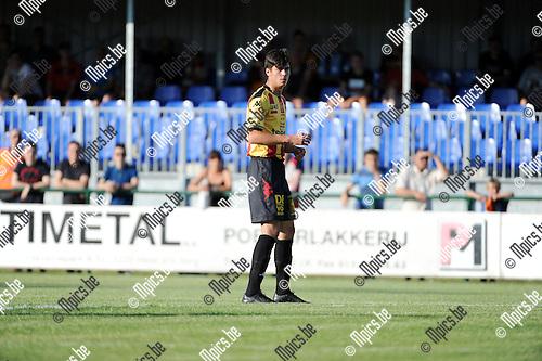 2015-07-01 / Voetbal / seizoen 2015-2016 / KV Mechelen / Elias Cobbaut<br /><br />Foto: Mpics.be