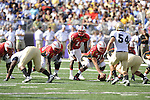BALTIMORE, MD - SEPTEMBER 6:  of the Maryland Terrapins against the Navy Midshipmen at M&T Bank Stadium on September 6,2010 in Baltimore, Maryland.  (Photo by G Fiume/Getty Images) *** Local Caption ***