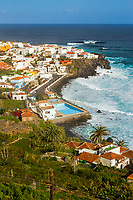 San Juan de la Rambla, Santa Cruz de Tenerife, Tenerife, Canary Islands, Spain, Atlantic Ocean