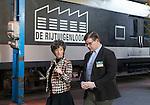 AMERSFOORT - Vera van den Berg (Haarlemmermeerse) en Nationaal Golf Congres & Beurs (Het Juiste Spoor) van de NVG.     © Koen Suyk.
