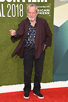 "Terry Gilliam<br /> arriving for the London Film Festival screening of ""The Man Who Killed Don Quixote"" at the Embankment Gardens<br /> <br /> ©Ash Knotek  D3445  16/10/2018"