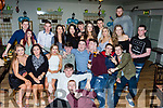 Conor Quirke Firies celebrated his 21st birthday with his family and friends in the Old Killarney Inn on Saturday night