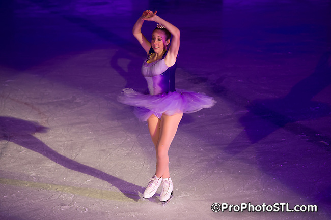 he Nutcracker on Ice presented by Metro Edge Figure Skating Club at Webster Grove Ice Arena on Dec 14, 2014.
