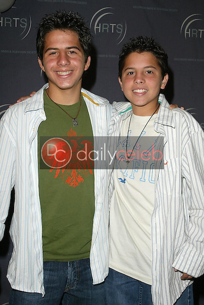 Anthony Ghannam and Nick Ghannam<br />