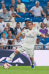 Lucas Vazquez of Real Madrid in action during the La Liga 2018-19 match between Real Madrid and CD Leganes at Estadio Santiago Bernabeu on September 01 2018 in Madrid, Spain. Photo by Diego Souto / Power Sport Images
