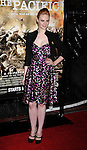 """LOS ANGELES, CA. - February 24: Deborah Ann Woll arrives to HBO's premiere of """"The Pacific"""" at Grauman's Chinese Theatre on February 24, 2010 in Los Angeles, California."""