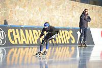SPEED SKATING: COLLALBO: Arena Ritten, 10-01-2019, ISU European Speed Skating Championships, Esmee Visser (NED), ©photo Martin de Jong