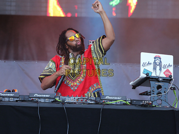 20 September 2014 - Las Vegas, Nevada - Lil Jon. 2014 iHeart Radio Music Festival Village at The Lot.   <br /> CAP/ADM/MJT<br /> &copy; MJT/AdMedia/Capital Pictures