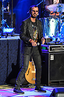 FORT LAUDERDALE, FL - NOVEMBER 07: Ringo Starr & His All-Starr Band performs at The Parker Playhouse on November 7, 2017 in Fort Lauderdale Florida. Credit: mpi04/MediaPunch /NortePhoto.com