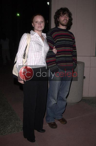 Lauren Ambrose and husband Sam Handel