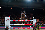 Piergiorgio Bucci of Italy riding Casallo Z in action at the Gucci Gold Cup during the Longines Hong Kong Masters 2015 at the AsiaWorld Expo on 14 February 2015 in Hong Kong, China. Photo by Xaume Olleros / Power Sport Images