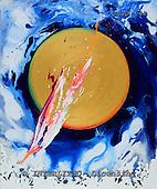 Marie, MODERN, MODERNO, paintings+++++AsDivine,USJO148,#N# Joan Marie abstract