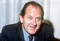 Roger Sibley, Liberal Party, UK, member, Middle East Committee. Photo taken September, 1982, annual conference, Bournemouth, UK, 198210000276<br /><br />Copyright Image from Victor Patterson, 54 Dorchester Park, <br />Belfast, UK, BT9 6RJ<br /><br />t1: +44 28 9066 1296 (from Rep of Ireland 048 9066 1296)<br />t2: +44 28 9002 2446 (from Rep of Ireland 048 9002 2446)<br />m: +44 7802 353836<br /><br />victorpatterson@me.com<br />www.victorpatterson.com<br /><br />Please see my Terms and Conditions of Use at VICTORPATTERSON.COM. It is IMPORTANT that you familiarise yourself with them.<br /><br />Images used on the Internet must be visibly watermarked i.e. &copy;VICTORPATTERSON.COM within the body of the image and copyright metadata must not be deleted. Images used on the Internet have a size restriction of 4kbs and are chargeable at the then current NUJ rates.<br /><br />This image is only available for the use of the download recipient i.e. television station, newspaper, magazine, book publisher, etc, and must not be passed on to any third party. It is also downloaded on condition that each and every usage is notified within 7 days to victorpatterson@me.com<br /><br />The right of Victor Patterson to be identified as the author is asserted in accordance with The Copyright Designs And Patents Act (1988).