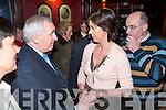 Taoiseach Bertie Ahern At the River Island Hotel, Castleisland, last Friday.Taoiseach Bertie Ahern At the River Island Hotel, Castleisland, last Friday.