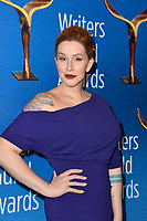 LOS ANGELES, CA. February 17, 2019: Our Lady J at the 2019 Writers Guild Awards at the Beverly Hilton Hotel.<br /> Picture: Paul Smith/Featureflash