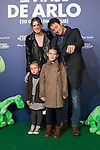 Premiere `El viaje de Arlo´ en Madrid, Spain. November 20, 2015. (ALTERPHOTOS/Victor Blanco)