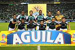 Deportivo Cali venció 1-0 a Atlético Nacional. Partido de ida de los cuartos de final de la Liga Águila I-2018.