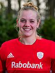 HOUTEN - keeper Kiki Gunneman.   selectie Nederlands damesteam voor Pro League wedstrijden.       COPYRIGHT KOEN SUYK