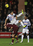QPR vs Manchester City  29th January 2012