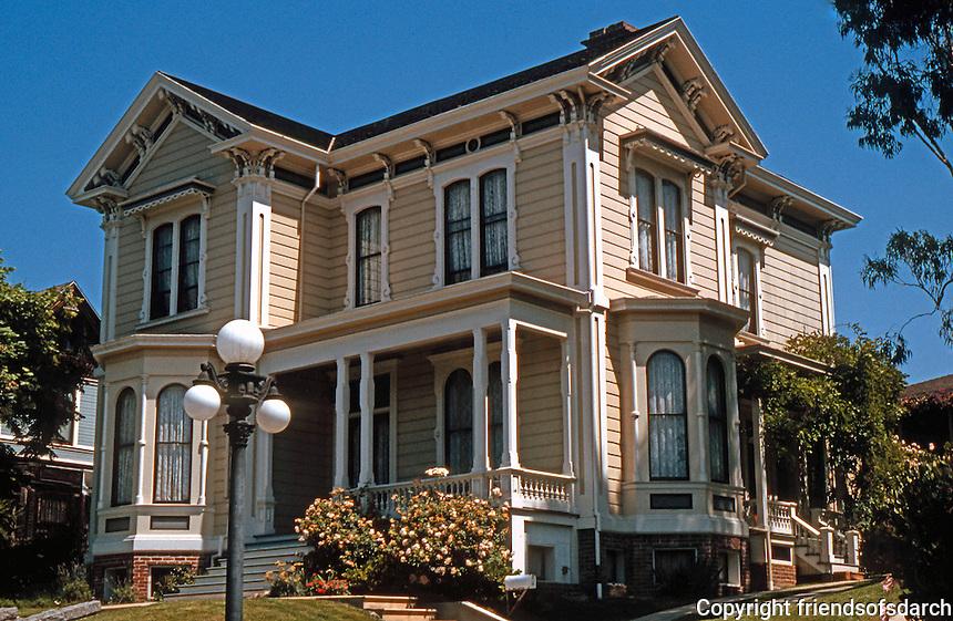 Los Angeles: House, 1337 Carroll Avenue, Angelina Heights. Photo '04.