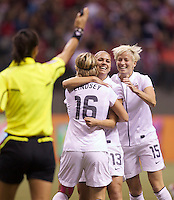 USWNT vs Canada, January 29, 2012