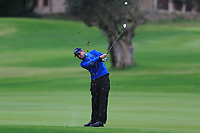 Dale Whitnell (ENG) on the 5th fairway during Round 4 of the Challenge Tour Grand Final 2019 at Club de Golf Alcanada, Port d'Alcúdia, Mallorca, Spain on Sunday 10th November 2019.<br /> Picture:  Thos Caffrey / Golffile<br /> <br /> All photo usage must carry mandatory copyright credit (© Golffile | Thos Caffrey)