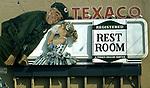 Texaco billboard 1960s