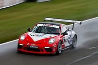 Porsche GT3 Cup Challenge USA<br /> Grand Prix of Alabama<br /> Barber Motorsports Park, Birmingham, AL USA<br /> Sunday 23 April 2017<br /> 11, Phil Bloom, GT3P, USA, 2017 Porsche 991<br /> World Copyright: Jake Galstad<br /> LAT Images<br /> ref: Digital Image galstad-BARBER-0417-40092