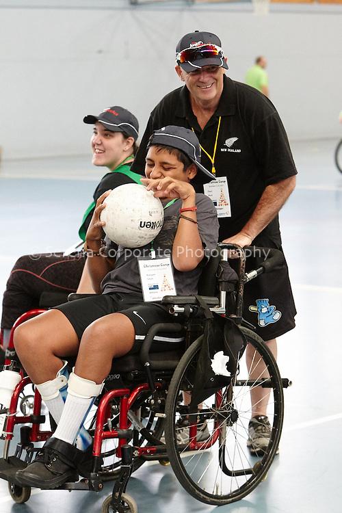 Wheelchair Sports NSW Junior Xmas Camp 2015
