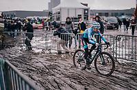 Superprestige cyclocross Hoogstraten 2019 (BEL)<br /> Women's Race<br /> <br /> &copy;kramon