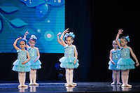 Viva La Dance - Blue Daisies