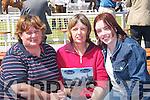 7083- 7088..RACES: Lisa Healy, Katherine and Elizabeth Relihan who enjoyed Listowel Races on Sunday.