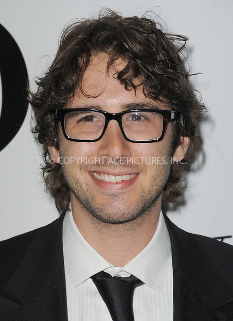 WWW.ACEPIXS.COM . . . . . .May 21, 2012...New York City....Josh Groban attends the 40th annual Fifi awards at Alice Tully Hall, Lincoln Center on May 21, 2012 in New York City...Please byline: KRISTIN CALLAHAN - ACEPIXS.COM.. . . . . . ..Ace Pictures, Inc: ..tel: (212) 243 8787 or (646) 769 0430..e-mail: info@acepixs.com..web: http://www.acepixs.com .