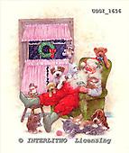 GIORDANO, CHRISTMAS SANTA, SNOWMAN, WEIHNACHTSMÄNNER, SCHNEEMÄNNER, PAPÁ NOEL, MUÑECOS DE NIEVE, paintings+++++,USGI1656,#X#