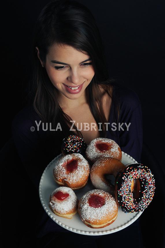 Hanukkah - donuts