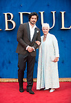 Ali Fazal, Judi Dench at the 'Victoria & Abdul' UK premiere at Odeon Leicester Square on September 5, 2017  London, England.