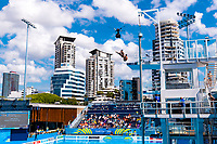 Picture by Alex Whitehead/SWpix.com - 13/04/2018 - Commonwealth Games - Diving - Optus Aquatics Centre, Gold Coast, Australia - A General View (GV).