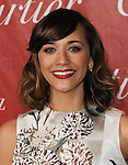 Rashida Jones attends the 2011 Palm Springs International Film Festival Awards Gala held at The Palm Springs Convention Center in Palm Springs, California on January 08,2011                                                                               © 2010 Hollywood Press Agency